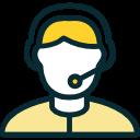 customer services logo