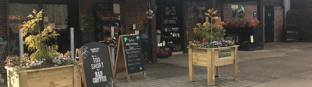 Gonalston Farm Shop Budgens